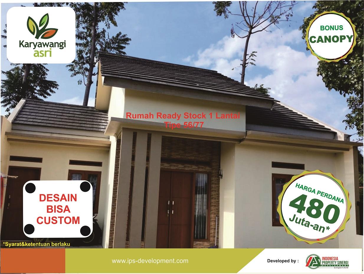Banner Karyawangi Asri April #2 Bonus Canopy